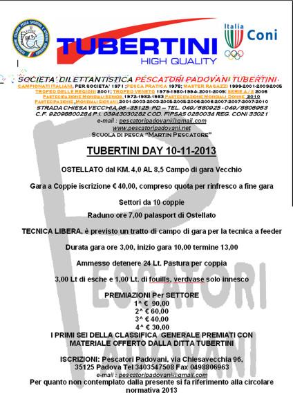 Tubertini Day 2013