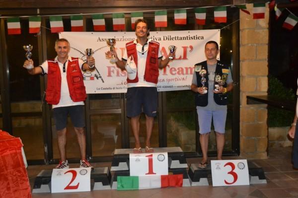 Premiazione Vincitori podio 01