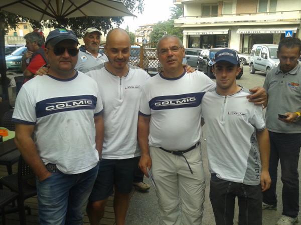 Squadra Vincitrice Trofeo C 2015