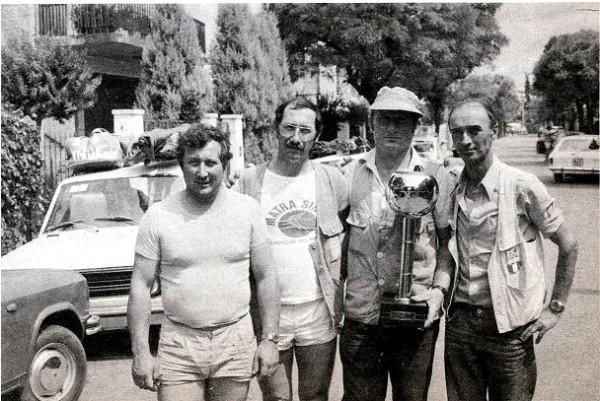 PASQUINO OFMER BRESCELLO 1976