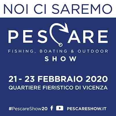PESCARE SHOW 2020 Vicenza