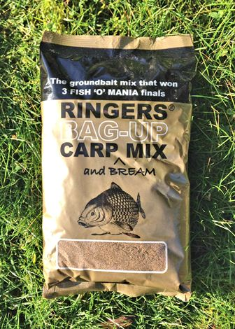 Ringer Bag Up Brown (Carp & Bream)