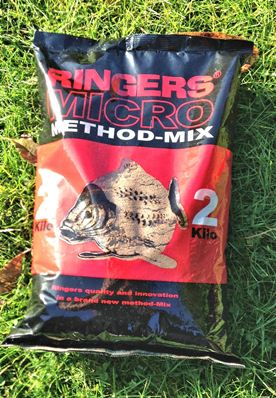 Ringer Micro Method Mix (2 kilo bag)