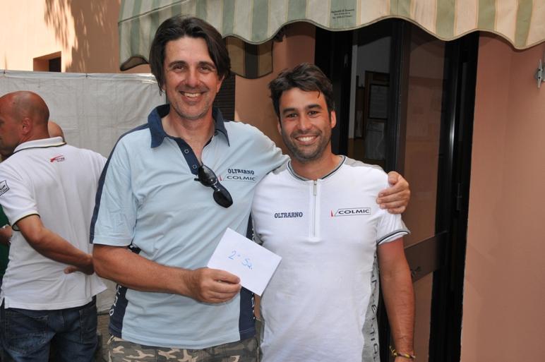 2^ sq. classificata ASD Oltrarno Colmic