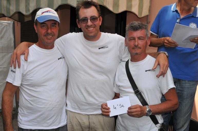 4^ sq. classificata SPSD Vasca Azzurra Pappiana Tubertini