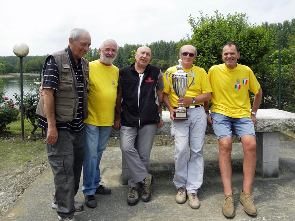 9° Trofeo Carpa (2016.06) - 2^ banca class.