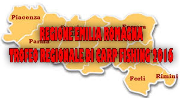 EMILIA ROMAGNA REGIONALE CARP FISHING