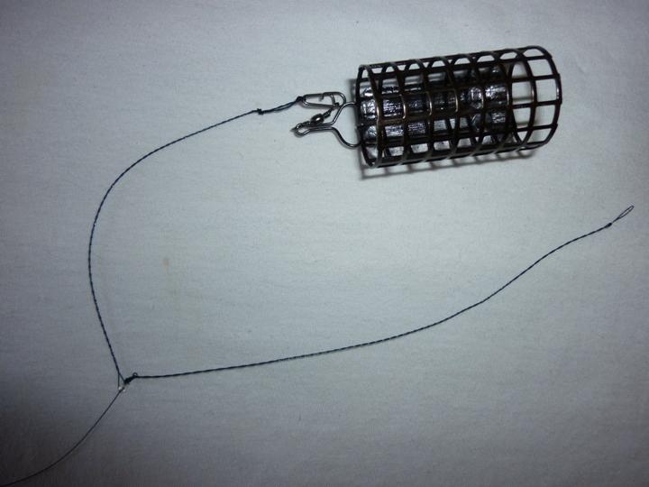 Il Paternoster scorrevole con la perlina calibrata