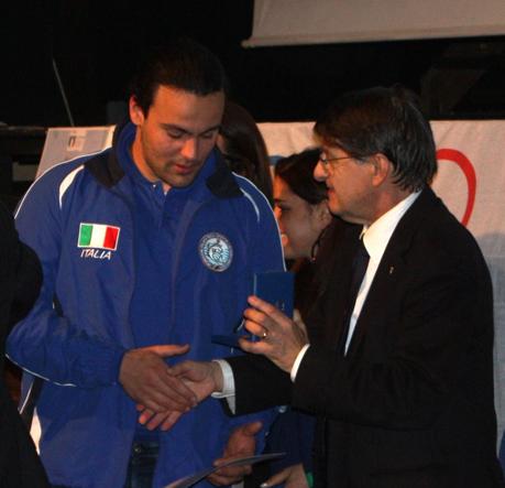 Montepagano premio CONI 2015