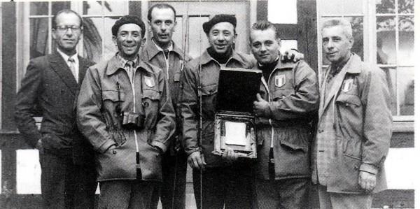 NAZIONALE 1954 ARGENTO