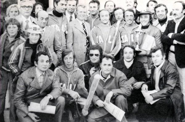 NAZIONALE 1974 BELGIO