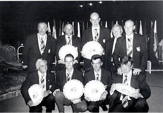 NAZIONALE 1999 SPAGNA