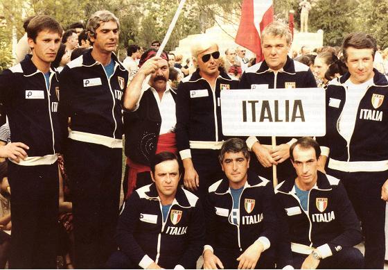 NAZIONALE ITALIANA 1979