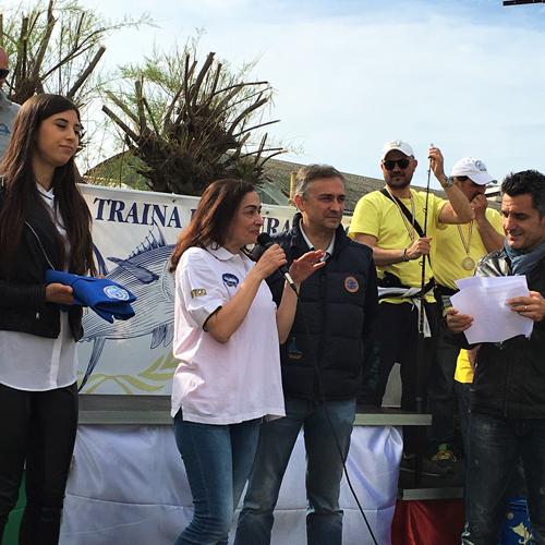 Paola Massaroli premio Skipper