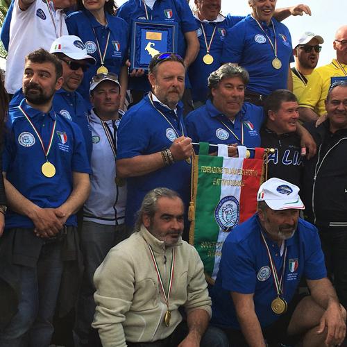Podio Ravenna Fishing Club 1-¦