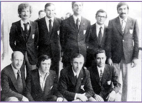 SQUADRA 1976 CAMP. MONDO