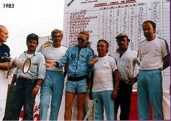 TEAM 1985