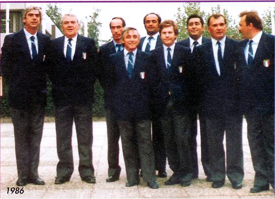 SQUADRA 1986