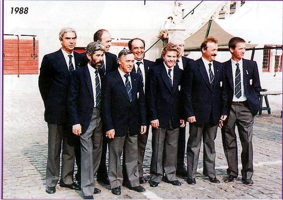 SQUADRA 1988