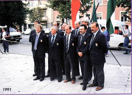 SQUADRA 1991
