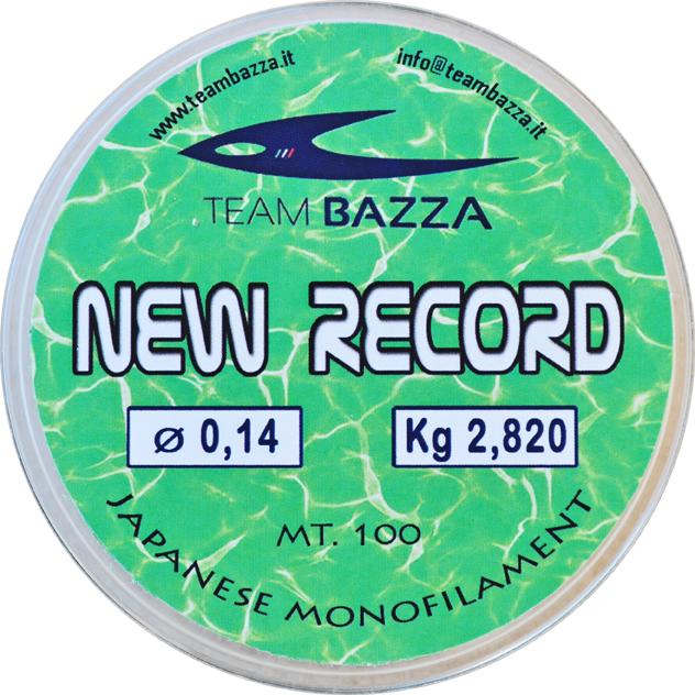 etichetta NEW RECORD mt100 ridotta