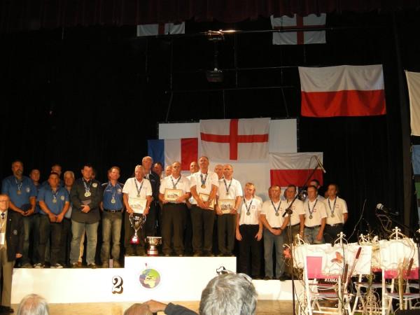 podio team 2013