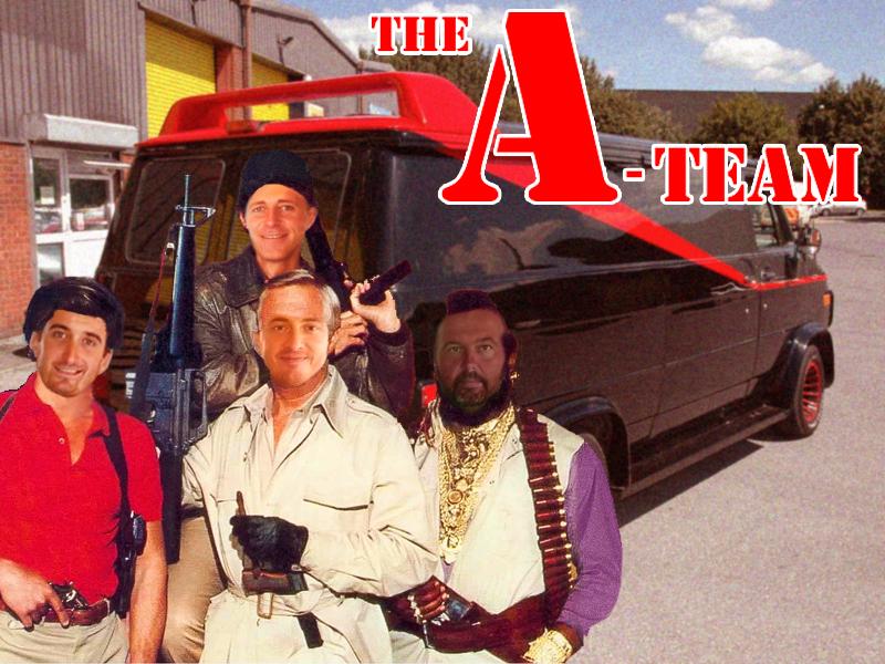 A-team -mod