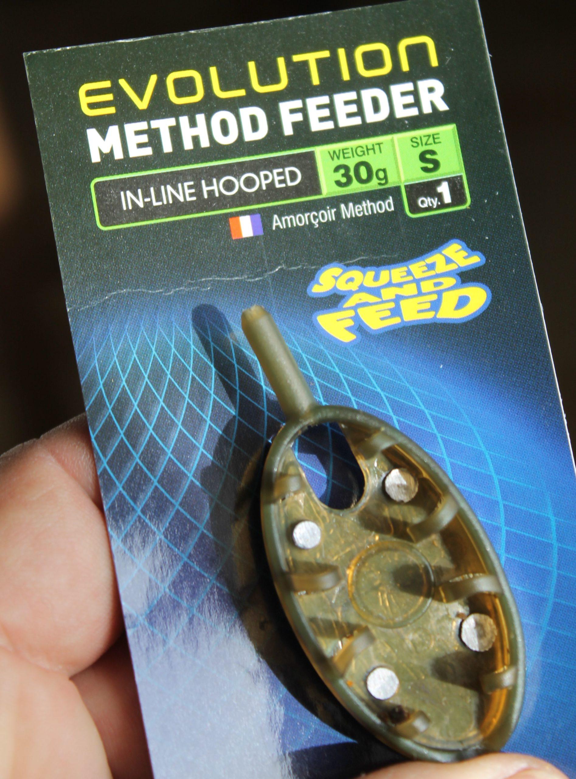 Evolution Method Feeder