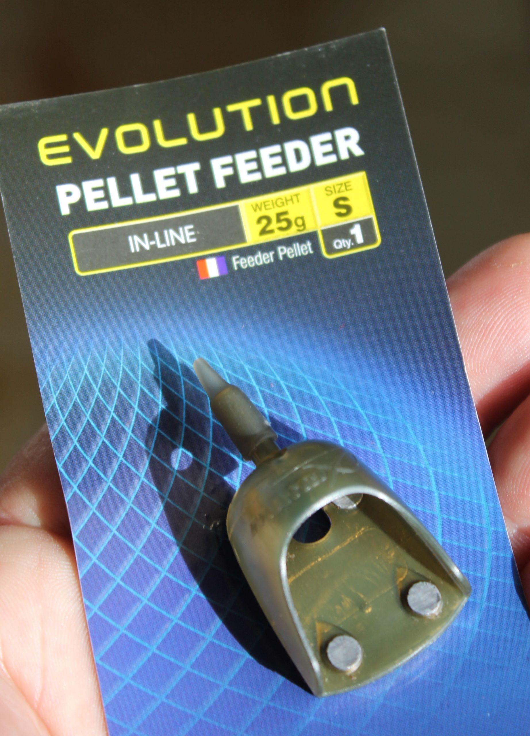 Evolution Pellet Feeder
