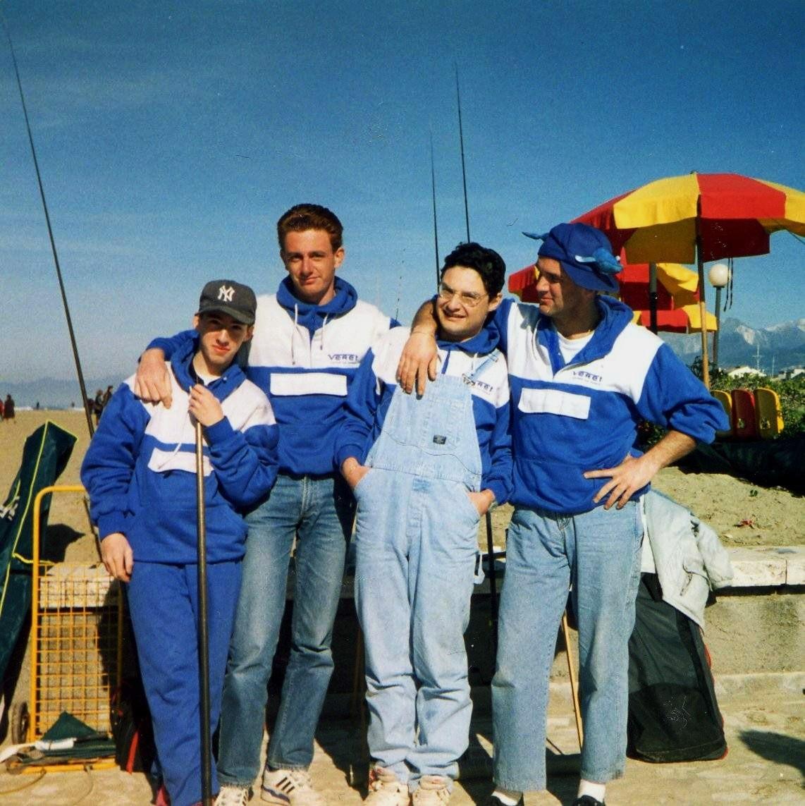 gara-di-pesca-primi-anni-90-canale-burlamacco-viareggio-boldrinicanaccinigioffremungai