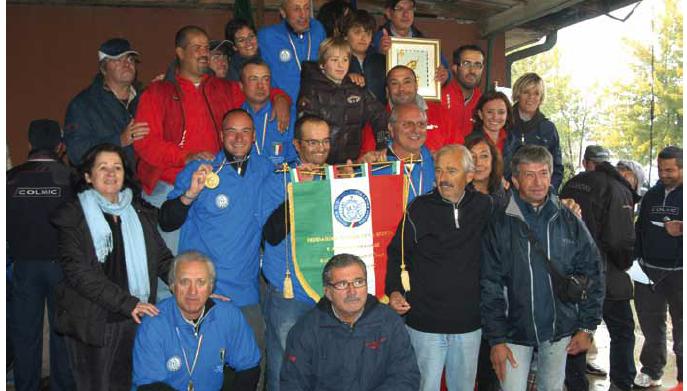 La castelMaggiore Campione d'italia 2010