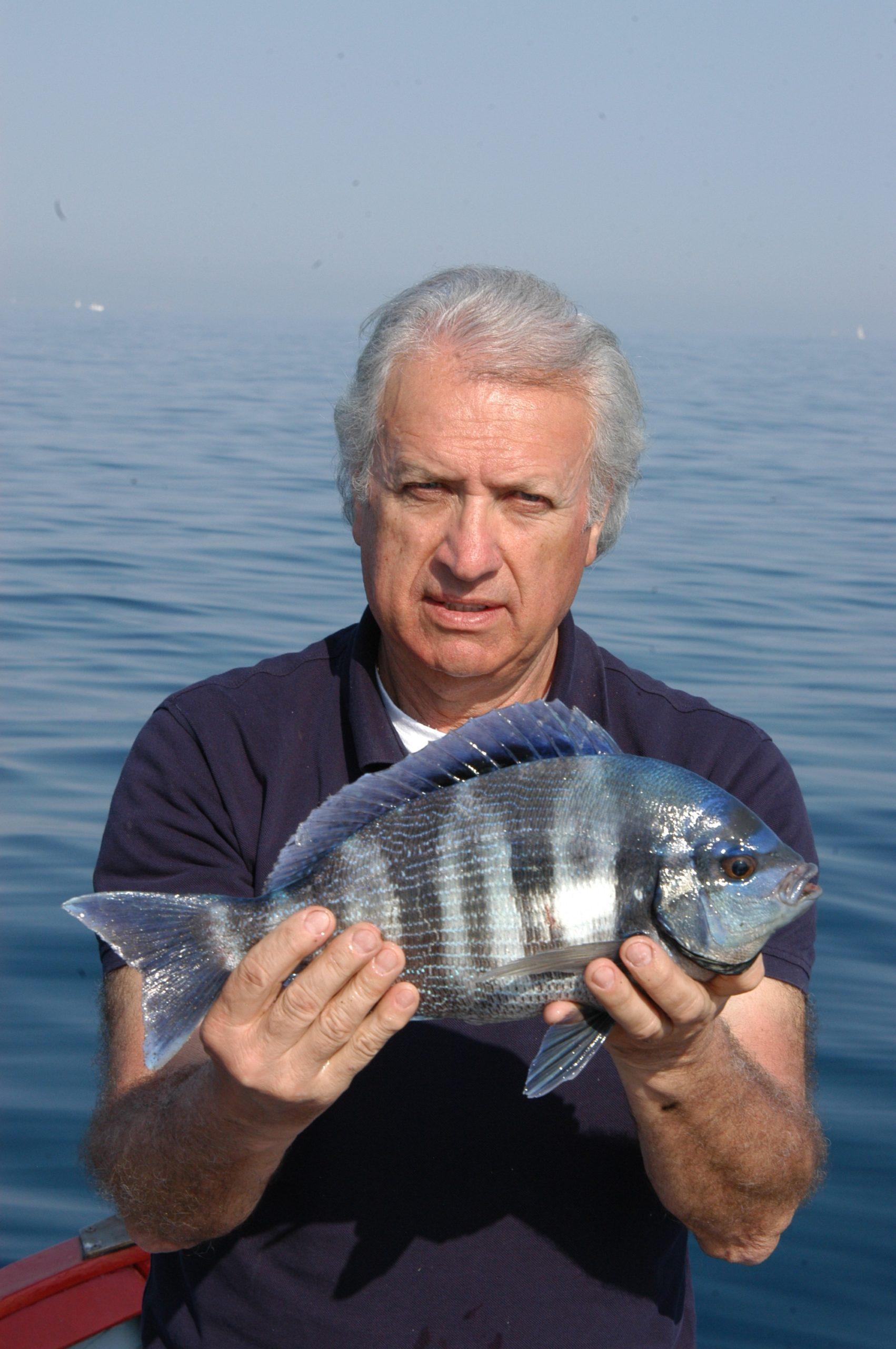 La pesca in mare la mia passione