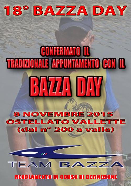 STRILLO 18° BAZZA DAY RIDOTTA