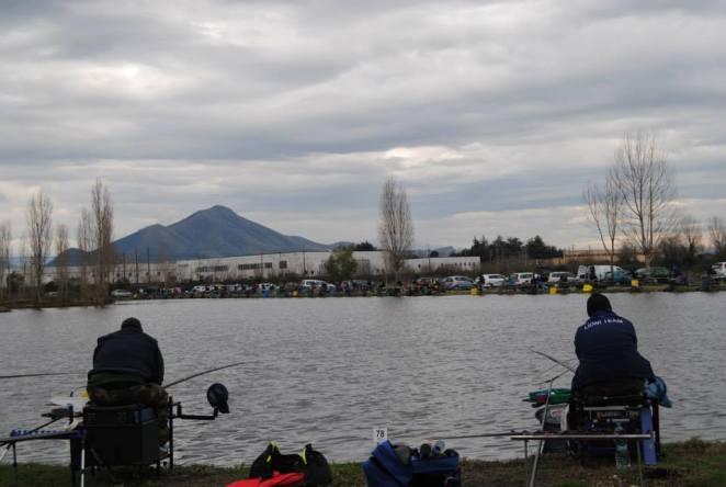 lago le due isole panorama
