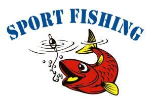 logo sport fishing
