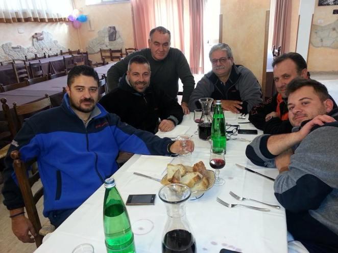 pranzo pescatori