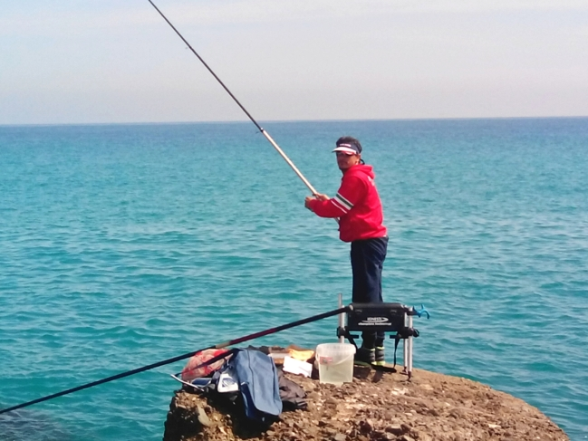 1 Canna Da Riva Crotone Uccialì Fishing Team 2015 (2)
