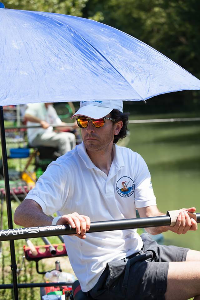 5° classificato individuale Famiani Roberto  ASD Lenza Petrignanese Hydra D ( al primo e vero campionato riesce a comquistare il titolo a squadre)