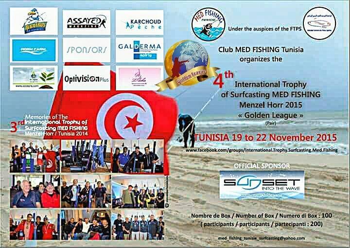 Trofeo Tunisia 2015