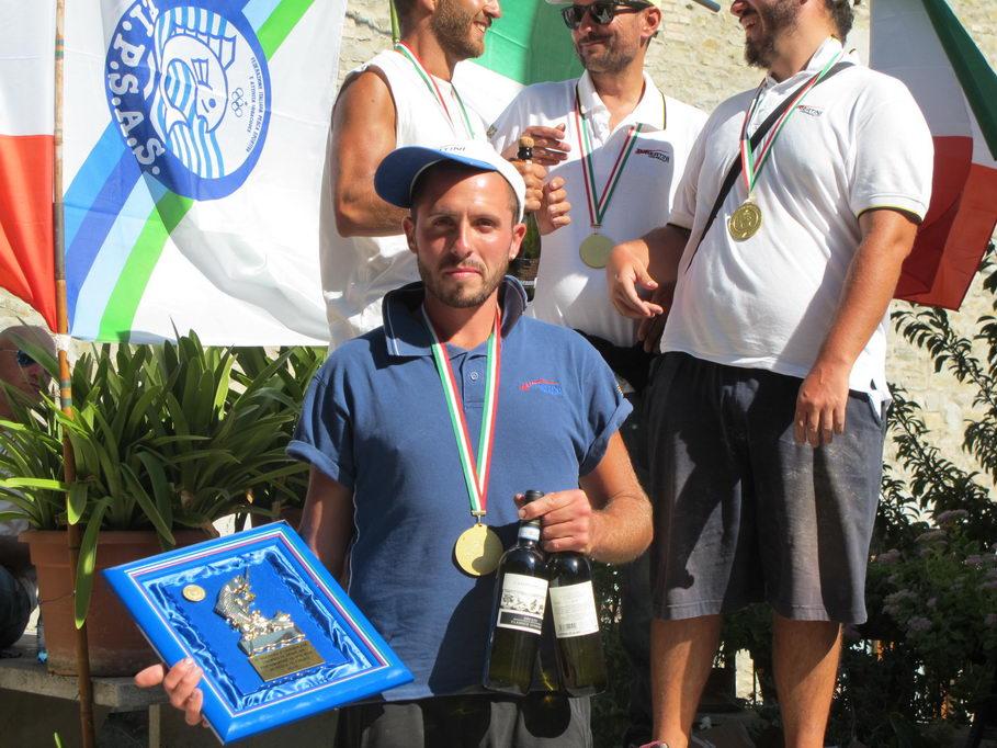 Andrea Pasqualini 1 class individuale