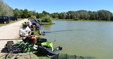 COPPA ITALIA FISHERIES: LA SEMIFINALE DI RAVENNA LAGO TENUTA AUGUSTA