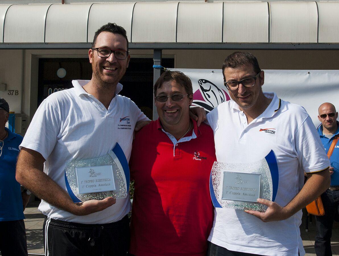 II° Trofeo Rossipesca I° Coppia Assoluta