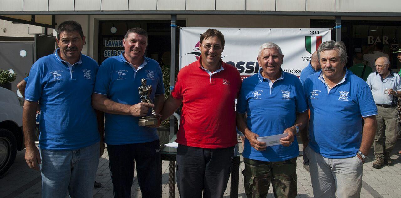 II° Trofeo Rossipesca Vincitori