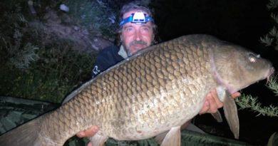 PESCA E AMBIENTE A GIACOPIANE: A battesimo il Gruppo Carp Fishing Levante FI.MA