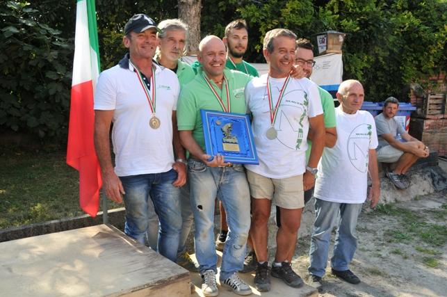 Le Groane 3^ classificata finale progressiva (2)