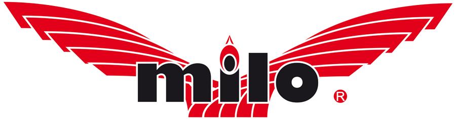Logo Colibri Rosso Nero RIDOTTO
