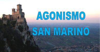 AGONISMO SAN MARINO: 1° PROVA CAMPIONATO MASTER E VETERANI