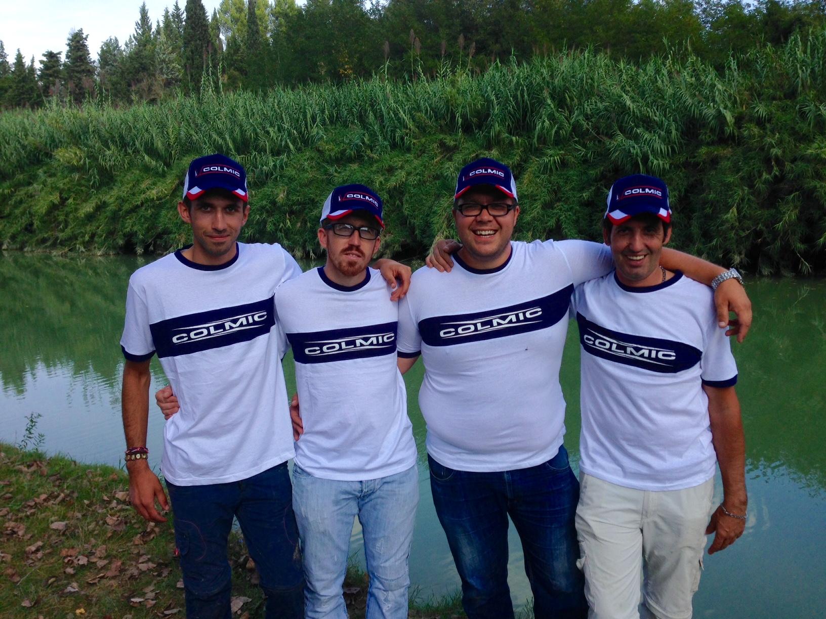Valdelsa Colmic squadra masini 2014