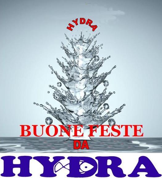HYDRA LOGO ALBERO