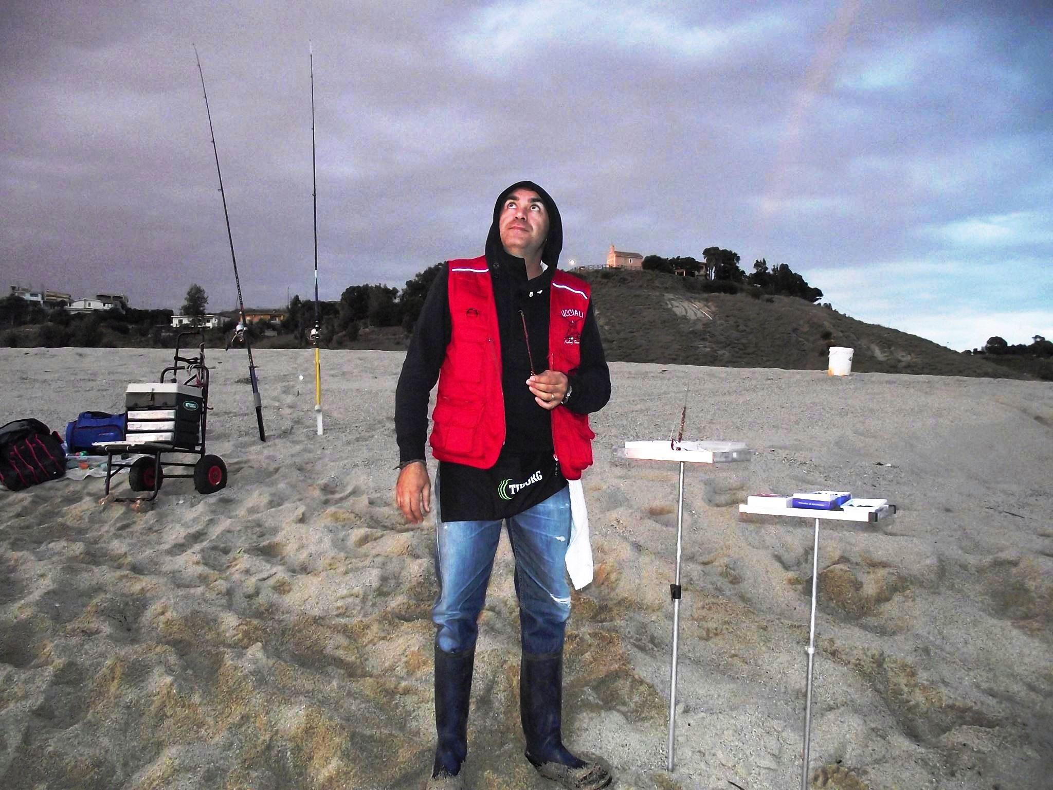 Uccialì Fishing Team Surf Casting